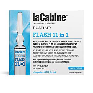 - Hair moisturizer treatment - Hair repair treatment - Hair products - Shiny hair  treatment FLASH HAIR 11 IN 1 La Cabine