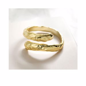 Ringe MO783 SATURNUS ring #gold Mockberg
