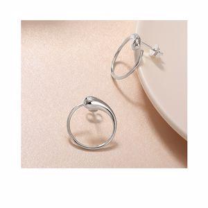 Earrings MO786 ECLIPSE earrings #silver Mockberg