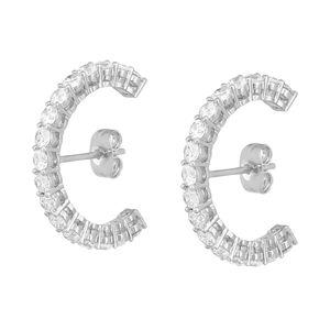 Earrings MO780 MOONLIGHT earrings #silver Mockberg