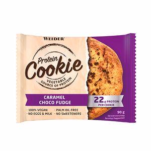 Pflanzliches Protein PROTEIN COOKIE #caramel choco fudge Weider