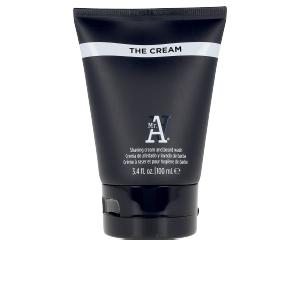 Shaving foam MR. A. THE CREAM shave cream and beard wash I.c.o.n.