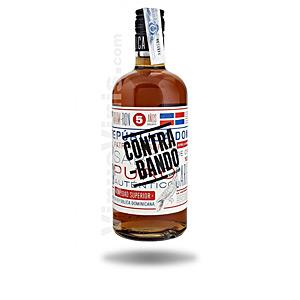 Rum CONTRABANDO 5 AÑOS ron