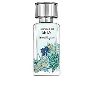 GIUNGLE DI SETA eau de parfum vaporizador 100 ml