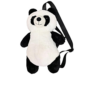 Backpacks MOCHILA PELUCHE forma de panda Inca