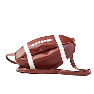 Backpacks MOCHILA con forma de pelota de rugby Inca