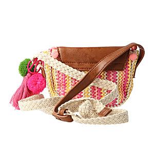 Bolsas BOLSITO POMPONES colores Inca