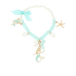 Armbänder INCA PULSERA bolitas con adornos marinos Inca