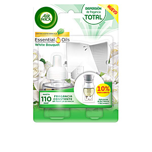 Air freshener AIR-WICK ambientador electrico completo #white bouquet Air-Wick