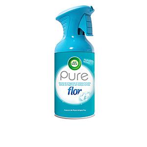 Air freshener AIR-WICK PURE ambientador spray #frescor ropa limpia Air-Wick