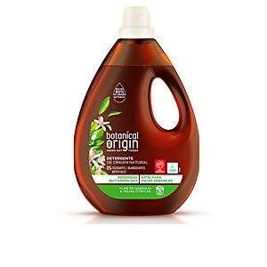 Detergente DETERGENTE NATURAL ROPA gel flor naranjo & cítricos Botanical Origin