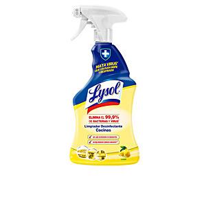 Limpador de Cozinha DESINFECTANTE COCINA elimina 99,9% de bacterias y virus Lysol