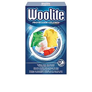 Reinigungsmittel TOALLITAS COLOR PROTECTION súper absorbentes Woolite