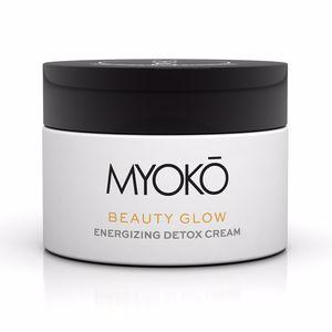 Efecto flash BEAUTY GLOW energizing detox cream Myoko