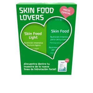 Skincare set SKIN FOOD SET Weleda