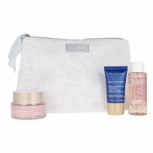 Face moisturizer - Anti aging cream & anti wrinkle treatment MULTI-ACTIVE JOUR SET Clarins