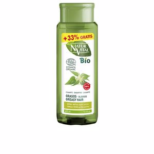 Purifying shampoo CHAMPU BIO ECOCERT cabellos grasos Naturvital