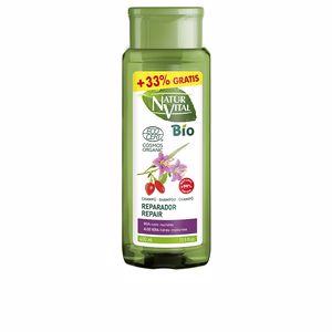 Moisturizing shampoo BIO champú reparador Naturvital