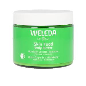 Hidratante corporal SKIN FOOD nutrición corporal intensiva Weleda