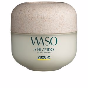 Mascarilla Facial WASO YUZU-C beauty sleeping mask Shiseido