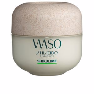 Hydrating Facial Treatment WASO SHIKULIME mega hydrating moisturizer Shiseido