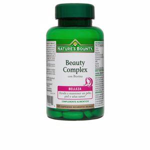 Vitamins COMPLEJO DE BELLEZA con biotina Nature's Bounty