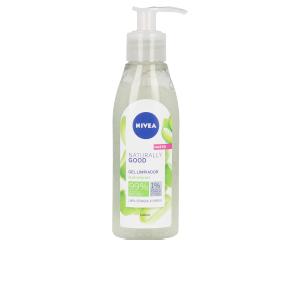 Facial cleanser NATURALLY GOOD ALOE VERA gel limpiador facial Nivea