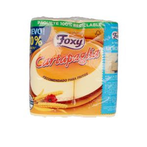 Papel de cocina CARTAPAGLIA papel cocina especial fritos Foxy