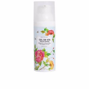 Face moisturizer - Matifying Treatment Cream BALANCING day gel Vera & The Birds
