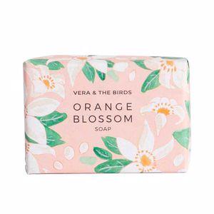 Jabón perfumado - Gel de baño ORANGE BLOSSOM soap Vera & The Birds