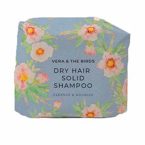 Champú sólido - Champú hidratante DRY HAIR solid shampoo Vera & The Birds