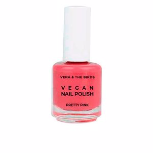 VEGAN nail polish #pretty pink