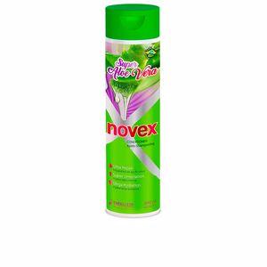 Hair repair conditioner SUPER ALOE VERA conditioner Novex