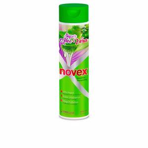Moisturizing shampoo SUPER ALOE VERA shampoo Novex