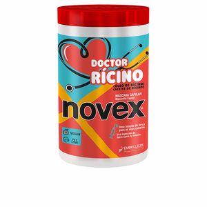 Hair mask for damaged hair DOCTOR RICINO mascarilla capilar Novex