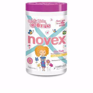 Haarmaske für strapaziertes Haar - Haarpflege für Kinder MY LITTLE CURLS mascarilla Novex