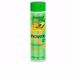Moisturizing shampoo AVOCADO OIL champú hidratante Novex