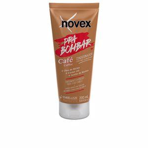 Hair repair conditioner PRA BOMBAR CAFÉ acondicionador Novex