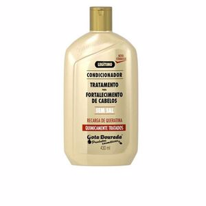 Keratin hair conditioner - Hair repair conditioner LEGÍTIMO acondicionador recarga de keratina Gota Dourada