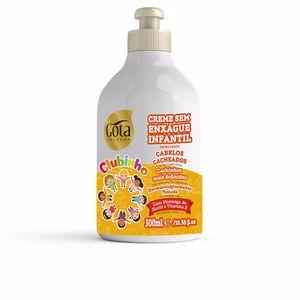 Haircare for kids - Detangling conditioner CREMA DE PEINAR CLUBINHO cabello rizado Gota Dourada