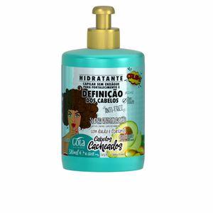 CREMA DE PEINAR fortalecimiento cabello rizado 320 ml