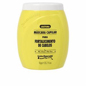 Mascarilla reparadora LEGÍTIMA mascarilla capilar fortalecimiento de cabellos Gota Dourada