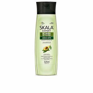 Shampoo for shiny hair - Moisturizing shampoo - Hair loss shampoo CHAMPÚ bomba de vitaminas aguacate Skala