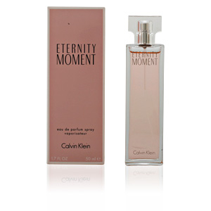 ETERNITY MOMENT eau de parfum spray 50 ml