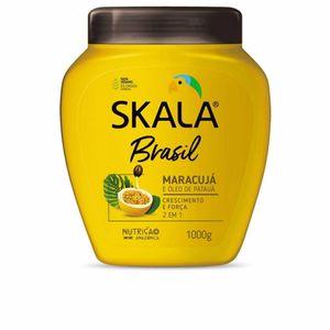 Detangling conditioner - Hair repair conditioner - Shiny hair products CREMA ACONDICIONADORA maracuyá y aceite de pataua Skala