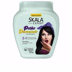 Hair straightening products - Detangling conditioner - Anti frizz hair products CREMA ACONDICIONADORA potão desmaiado Skala