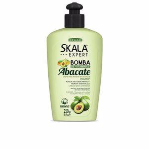 Detangling conditioner - Hair repair conditioner - Shiny hair products CREMA PARA PEINAR bomba de vitaminas aguacate Skala