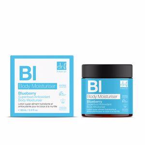 Body moisturiser BLUEBERRY SUPERFOOD antioxidant body moisturiser Dr. Botanicals