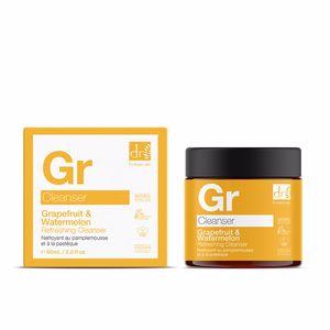 GRAPEFRUIT & WATERMELON refreshing cleanser 60 ml