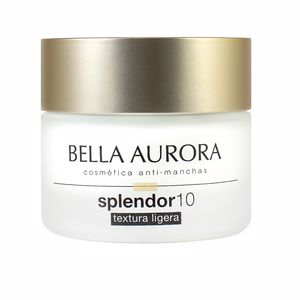Anti aging cream & anti wrinkle treatment SPLENDOR 10 textura ligera anti-edad SPF20 Bella Aurora